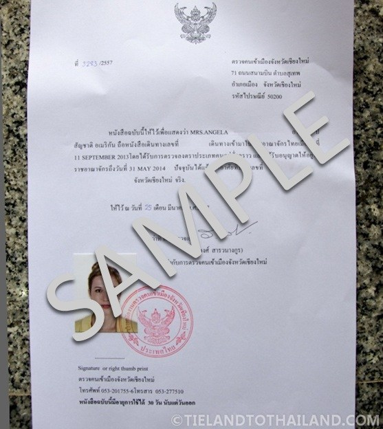 Residence Certificate (Thailand) How To Get One In Bangkok